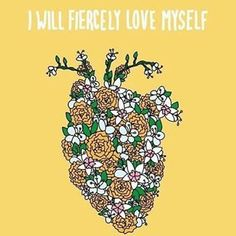 Feeling the self-love vibe today