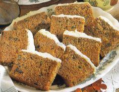 Sárgarépás sütemény | Receptek | gasztroABC