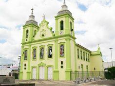 Igreja Matriz Cidade Lagarto Mother Church  City Lagarto Cathedral Church, Brazil, Exterior, Faith, Building, Beautiful, Mosques, Cathedrals, The Streets
