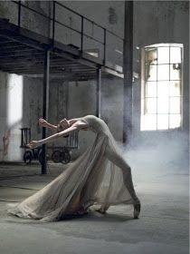 My Fashion View: Um pouco de arte, Ballet