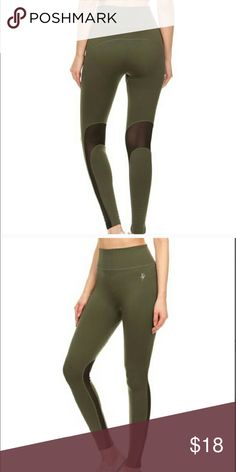 Ladies Workout Leggings Great Conditon. Worn once, Very stretchy Pants