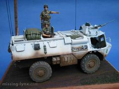 missing-lynx.com - Gallery - VAB (Vehicle Infanterie Blindé)