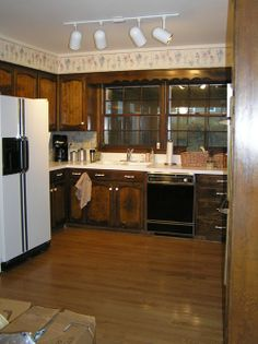 Working With: Mismatched Kitchen Appliances