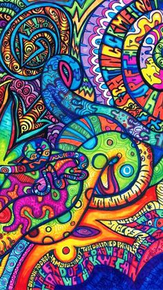 Psychedelic Trippy Backgrounds For Desktop Android iPhone