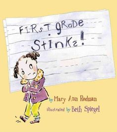 Hayley quickly finds out that first grade is different from kindergarten, but in all the wrong ways! The classroom isnt as bright and colorful. Ms. Gray doesnt seem to smile as much as her kindergarte