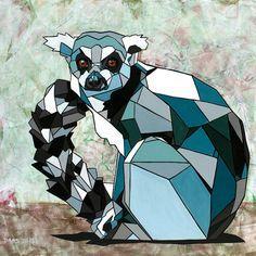 Image result for lemur designs