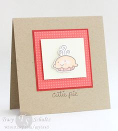Lawn Fawn - My Silly Valentine, Peace Joy Love 6x6 paper _ sweet Valentine by Tracy! Cutie Pie by Tracy Schultz