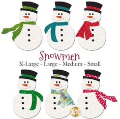 Shabby Fabrics offers darling laser cut shapes that are pre-cut and pre-fused for quick and easy applique fun. Shabby Shapes are perfect for beginners and quilters of all skill levels! Easy Projects, Sewing Projects, The Originals Show, Snowman Quilt, Shabby Fabrics, Snowmen, Laser Cutting, Christmas Stockings, Diy And Crafts