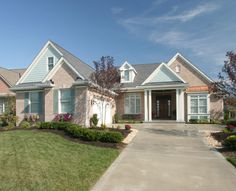 Lafayette 9095 - 3 Bedrooms and 2.5 Baths | The House Designers