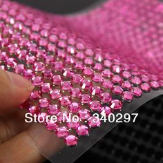 $3.98 Rhinestone Sheets for the Interior of your car! aliexpress.com I am bedazzling the entire interior of my car.