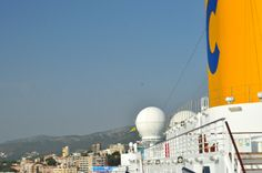 Seen from the deck of our @Costa Cruises North America #CostaLuminosa #cruise