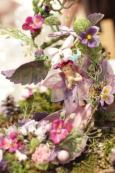 Once upon a dream 344 - fairy shoe - sooo beautiful!