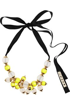 Marni | Resin bead necklace | NET-A-PORTER.COM