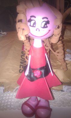 Muñeca para mi cuñada =D