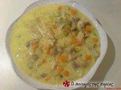 Κοτόσουπα σπέσιαλ #sintagespareas
