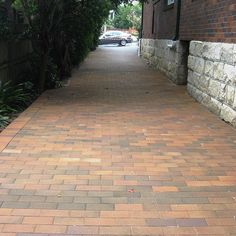 After picture of new paved driveway for our North Shore clients.  #driveway #pathway #paving #sydney #sydneylocal www.buildingworksaust.com.au @buildingworksau #newsbuildingworksaust