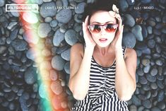 The FilterGrade Light Leaks Series is a fantastic collection of light leaks and bokeh effects to give your images that retro feel. These light leak Photoshop actions vary in lighting, size, and color appealing to each of your image editing needs.