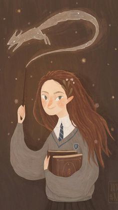 Harry Potter Illustrations, Harry Potter Artwork, Character Art, Character Design, Arte Indie, Beautiful Fantasy Art, Witch Art, Cartoon Art Styles, Ravenclaw