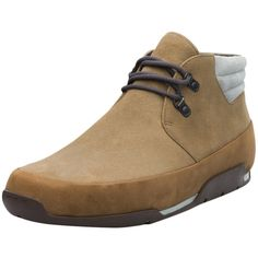 Camper Camper Men's Enduro Chukka Boot - Size 41 (14205 RSD) ❤ liked on Polyvore featuring men's fashion, men's shoes, men's boots, multi, mens leather lace up boots, mens leather boots, mens boots, mens chukka boots and mens shoes