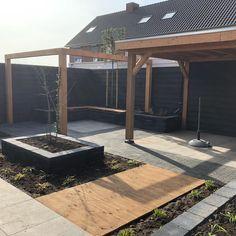 Garden Design Layout - New ideas Garden Makeover, Backyard, Patio, Outdoor Living, Outdoor Decor, Garden Inspiration, Layout Design, Outdoor Gardens, Gazebo