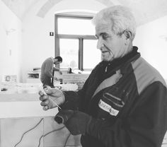 Stefano, one of our maintainers!