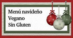 Menú Vegano de Navidad sin gluten