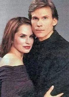 GL Phillip and Olivia Soap Opera Stars, Soap Stars, Michelle Bauer, Old Time Radio, Tv Soap, Best Soap, Tv Couples, Mom And Grandma, Young And The Restless