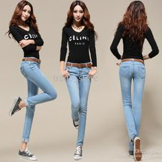 best fitting jeans for women (18) | Womens Jeans Tall Skinny ...