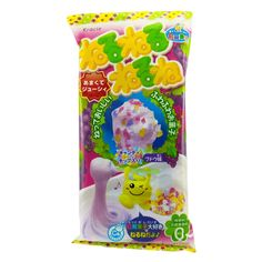 Japanese Candy: Kracie Neru Neru Nerune Budou (DIY Candy Kit)