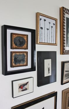FRAMES DECOR Frames Decor, Frames On Wall, Wall Galleries, Sweet Home, Gallery Wall, Decorating, Living Room, Pictures, House
