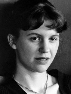 Sylvia Plath born October 27, 1932 in Boston, Massachusetts, died February 11, 1963 (suicide) in London, UK, was an American poet and author.