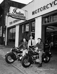 Visit Georgia Motorcycle History on facebook
