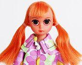 Susie Sad Eyes, Orange Hair (c.1970)