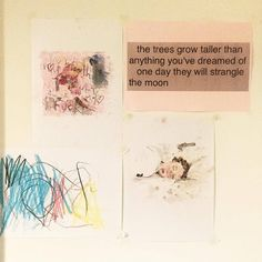 sees moon remembers outer space nice by c.rave.d