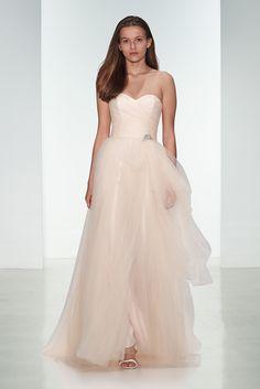 """Nouvelle Amsale """"Gwynn""""  #wedding #bride #amsale"""