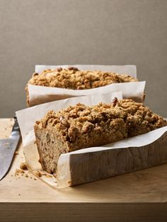 Cup4Cup Gluten Free Banana Bread, Gluten Free Flour, Gluten Free Cooking, Banana Bread Recipes, Gluten Free Treats, Gluten Free Desserts, Dairy Free Recipes, Paleo Recipes, French Toast Bread Pudding