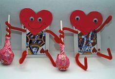 5 Manualidades para la decoración de San Valentín