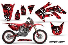 Honda Graphic Kits - Honda MX Decals and Stickers for dirt bikes crf cr cr crf crf xr cr Motorcross Bike, Motocross, Motorcycle, Honda Dirt Bike, Dirt Bikes, Sick, Decals, Graphics, Stickers