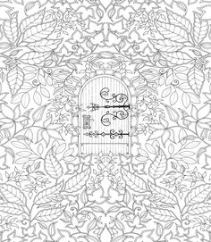 Secret Garden Artists Edition By Johanna Basford Laurence King Shortlisted In The Best Colouring Book Category