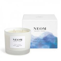 Time To Unwind Triple Wick Candle by Neom at Heals.com  Love these candles, we all need to relax and just ride the storm out. This applies to all things in life :)  #GrandDesignsHeals #HealsAW15