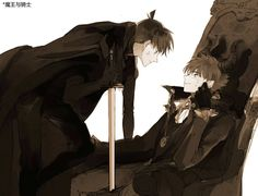 pixiv is an illustration community service where you can post and enjoy creative work. A large variety of work is uploaded, and user-organized contests are frequently held as well. Ran And Shinichi, Kudo Shinichi, Conan Comics, Detektif Conan, Magic Kaito, Detective Conan Shinichi, Magic For Kids, Kaito Kuroba, Kaito Kid