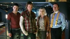 Primeval: Danny's return