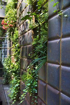 // Replay Store in Barcelona, Spain by Vertical Garden Design