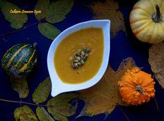 Quite Tasty Life: Creamy Pumpkin Soup
