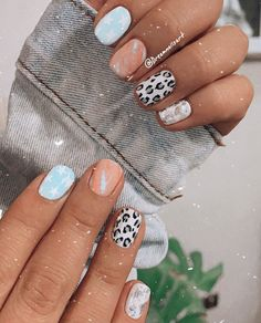 Acrylic Nails Coffin Short, Simple Acrylic Nails, Summer Acrylic Nails, Simple Nails, Western Nails, Country Nails, Acylic Nails, Cute Acrylic Nail Designs, Fire Nails