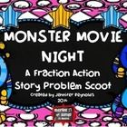 FREEBIE, Grades 1 & 2 Math is more fun when you are lining up monsters to take action and practice fractions!  Your students will enjoy this version of the ever-popular ...