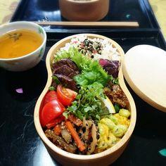 瓢箪型弁当箱☆
