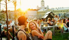 Helsinki offers a wide range of experiences throughout the year. We've collected a list of 12 reasons why you should visit Helsinki. Cities In Finland, Finland Summer, Visit Helsinki, Finnish Sauna, Meet Santa, Belle Villa, Nature Adventure, Free Day, Best Cities