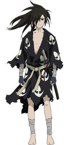 Dororo Hyakkimaru Sword and Scabbard Cosplay Weapon Prop Cosplay Weapons, Cosplay Costumes, Anime Naruto, Manga Anime, Character Drawing, Character Design, Rinne Sharingan, Ps Wallpaper, Sasuke Shippuden