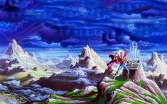 Iron Maiden Album Covers   Iron Maiden Album Cover Art - Derek Riggs Artworks 1440*900 Wallpaper ...